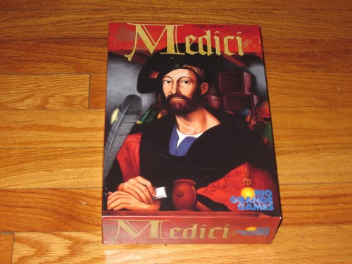 Medici box cover