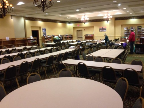IndyCon 2014 - Empty Room