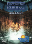 Race For The Galaxy: Alien Artifacts - Box