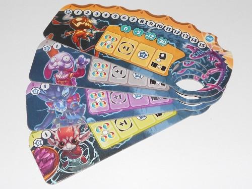 Seasons - Player Boards