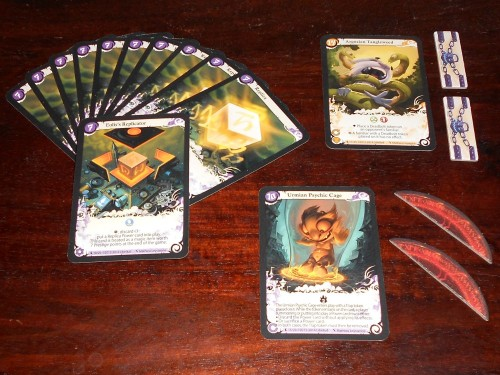 Seasons: Path of Destiny - Special Cards