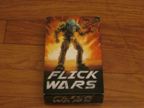 Flick Wars box