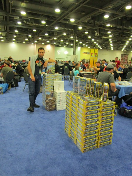 Andrew's Origins 2014 - Game Towers