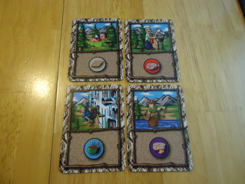 Camper cards