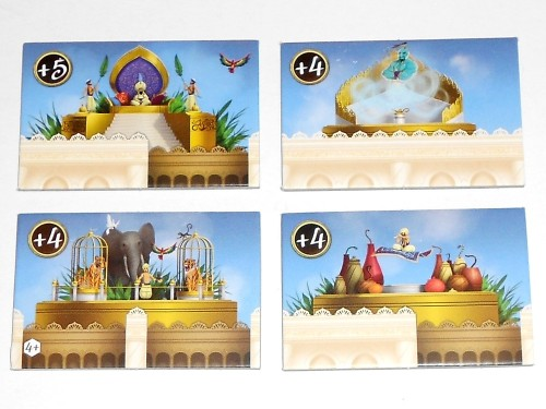 Sultaniya - Bonus Tiles