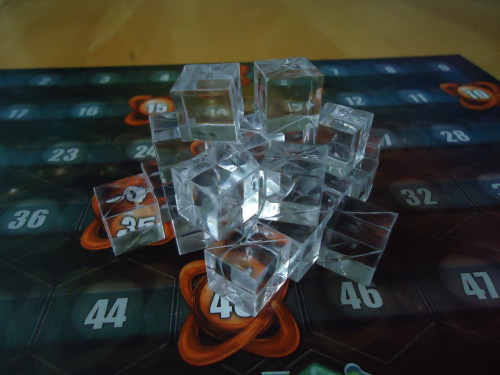 Among the Stars Energy Cubes