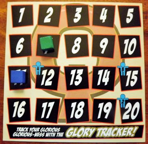 Quarriors! Glory Track