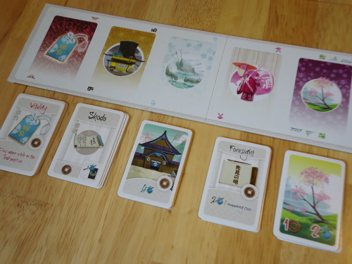 Tokaido Crossroads Card Art