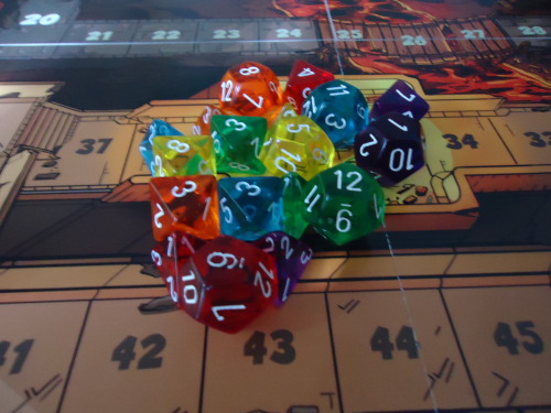 Spell Stealers Dice