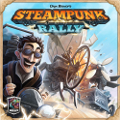 Steampunk Rally - Cover