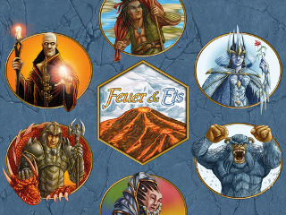 Terra Mystica Fire And Ice - Preview
