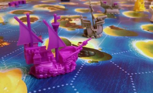 Sail ahoy! Set course to intercept, Mr. Crusher!