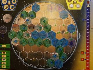 Terraforming Mars - Preview