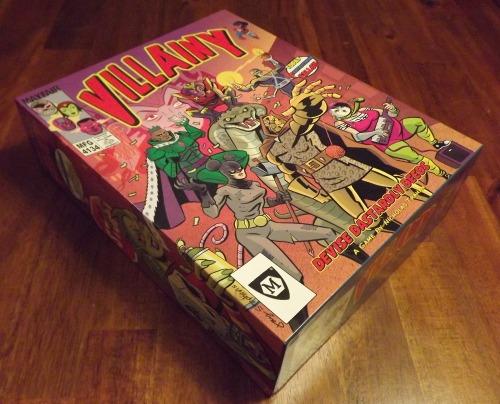 Villainy Box