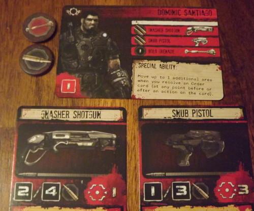 Gears of War Dom