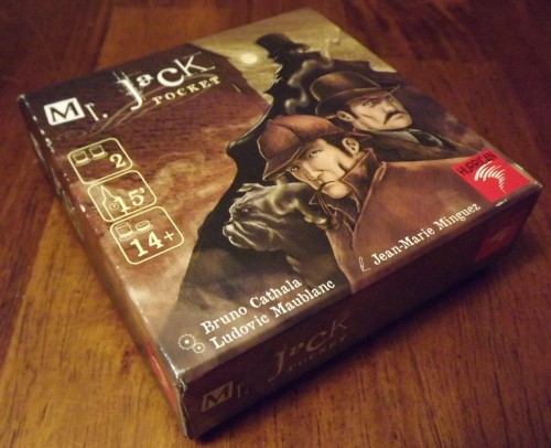 Mr. Jack Pocket Box