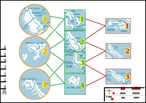 carrier original map
