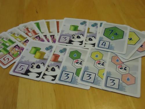 Takenoko Chibis Cards
