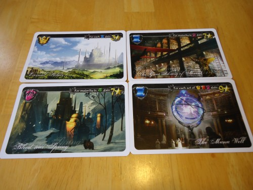 Tides of Time Cards 2