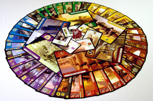 7 Wonders - Arrangement 1