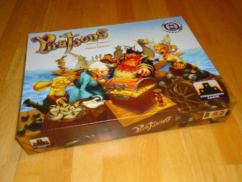 Piratoons Box