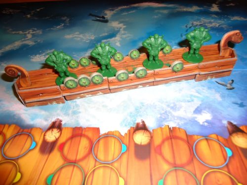 Vikings on Board - Meeples