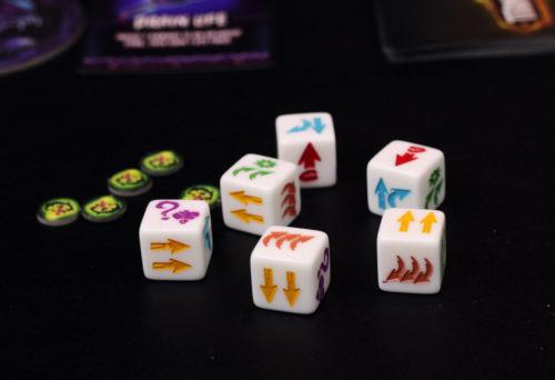 Dicey dice, custom dice!