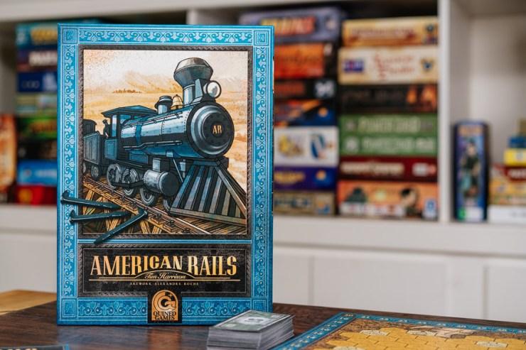 American Rails (1 of 12)