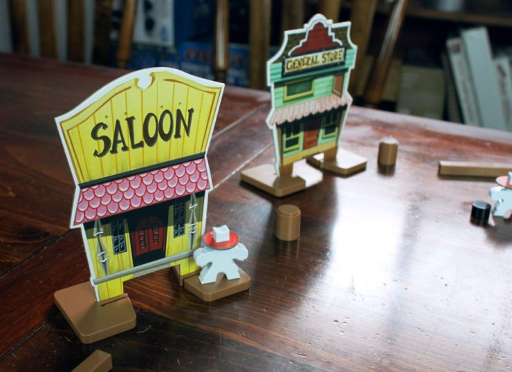 Welcome to the saloon