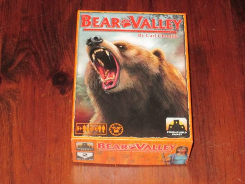 Bear Valley box