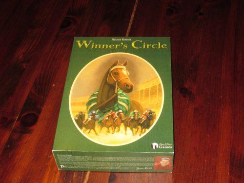 Winner's Circle box
