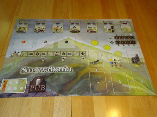 Snowdonia Board