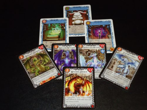 Greyport - Items and Dragons!