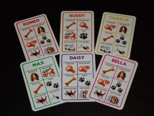 A Dog's Life - Action Cards