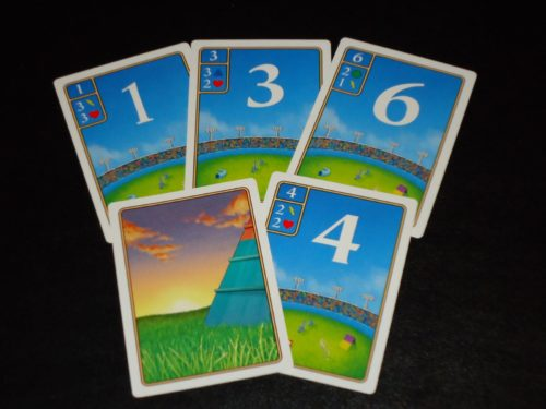 Agility - Action Cards