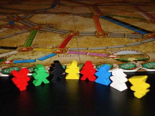 Ticket to Ride Germany - Passengers