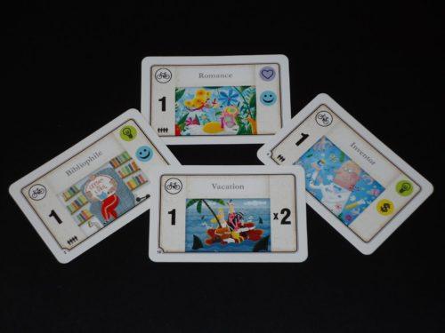 CV Pocket - Cards 1