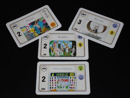 CV Pocket - Cards 3