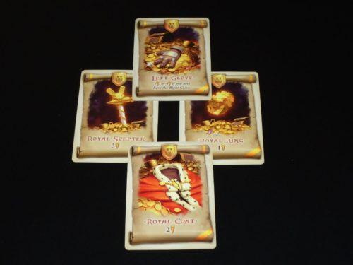 Bunny Kingdom: Treasure Cards