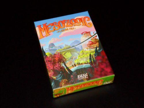 Mesozooic: Box