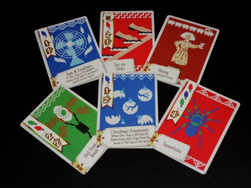 Home Alone Kevin's Cards