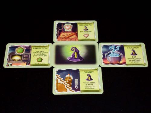 Gingerbread House Bonus Cards
