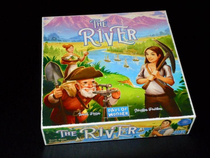 The River: Box
