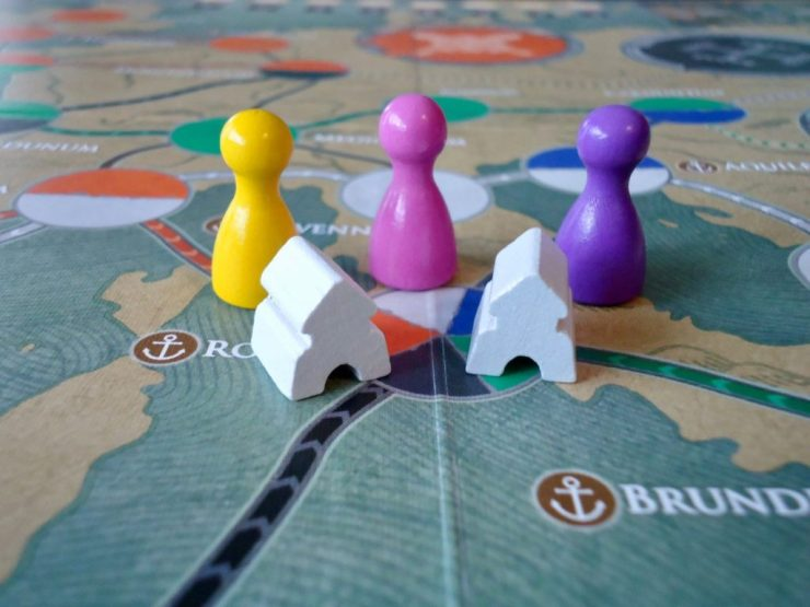 Pandemic Rome: Forts