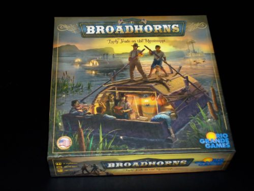 Broadhorns: Box