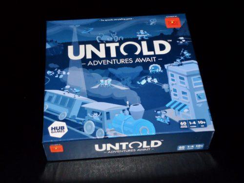Untold: Box
