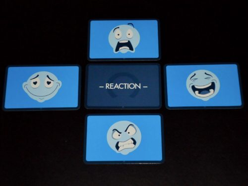 Untold: Reactions