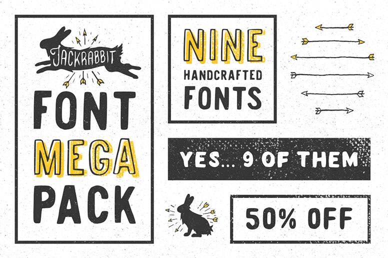 Download 21 Must Have Handmade Fonts - Prepress Toolkit - Apparel ...
