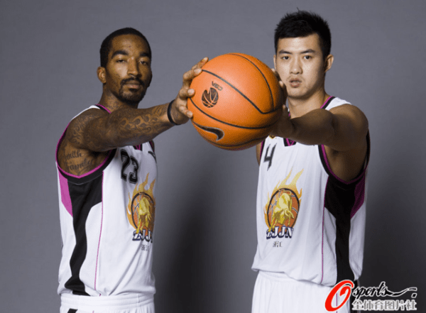 Sneaker Watch: The Chinese Basketball Association ...