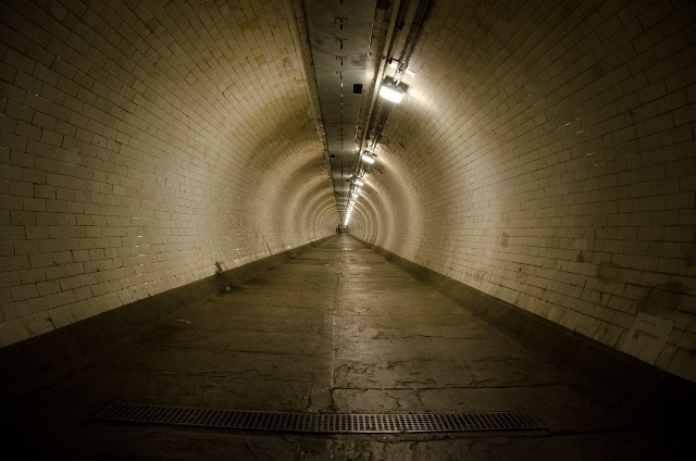 Man Made Marvels In London Greenwich Foot Tunnel